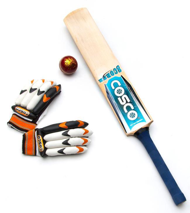 【アウトレット】クリケットバット 2 - バットの一例です。スタッフが商品を無作為に選んでお届けするアソート販売です。