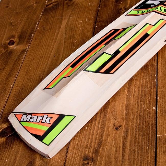 クリケットバット - Mark 100 series 6 - 別の角度からの写真です
