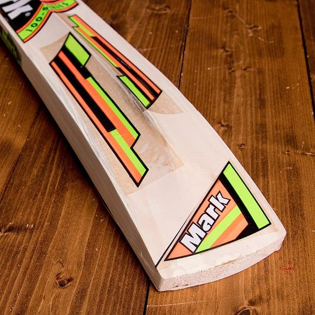 クリケットバット - Mark 100 series 7 - クリケットの本場、インドからやってきました。