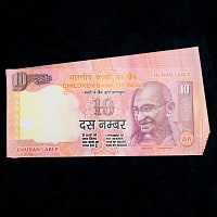 インドのこども銀行【10ルピー札】
