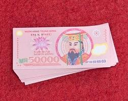 死後の世界のお金 冥金100枚セット【50.000】の商品写真