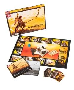 【ボードゲーム】マハーバーラタ  クルクシェートラの戦い
