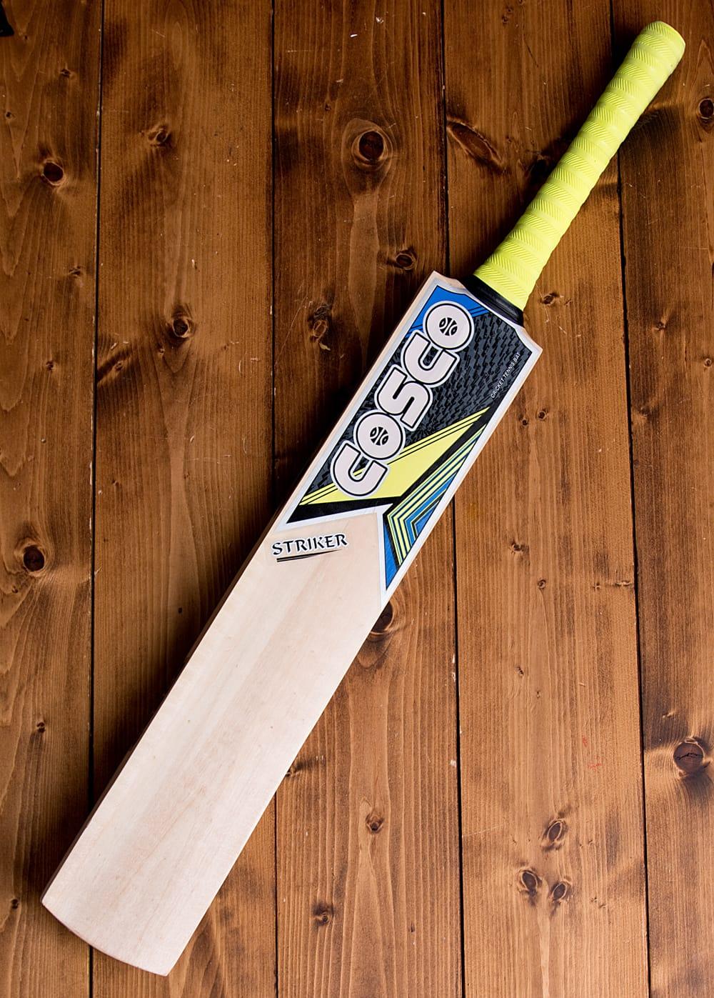 クリケットバット - COSCO STRIKERの写真