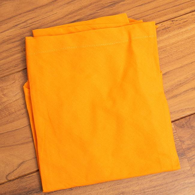 ランゴット - インドの神聖な相撲「クシュティ」に使われるふんどし 6 - 1:オレンジ