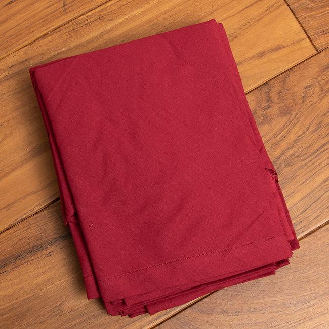 ランゴット - インドの神聖な相撲「クシュティ」に使われるふんどし 7 - 2:赤