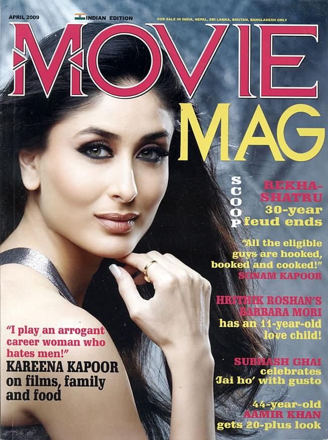 Movie Mag Indian Edition - 2009年04月号 1