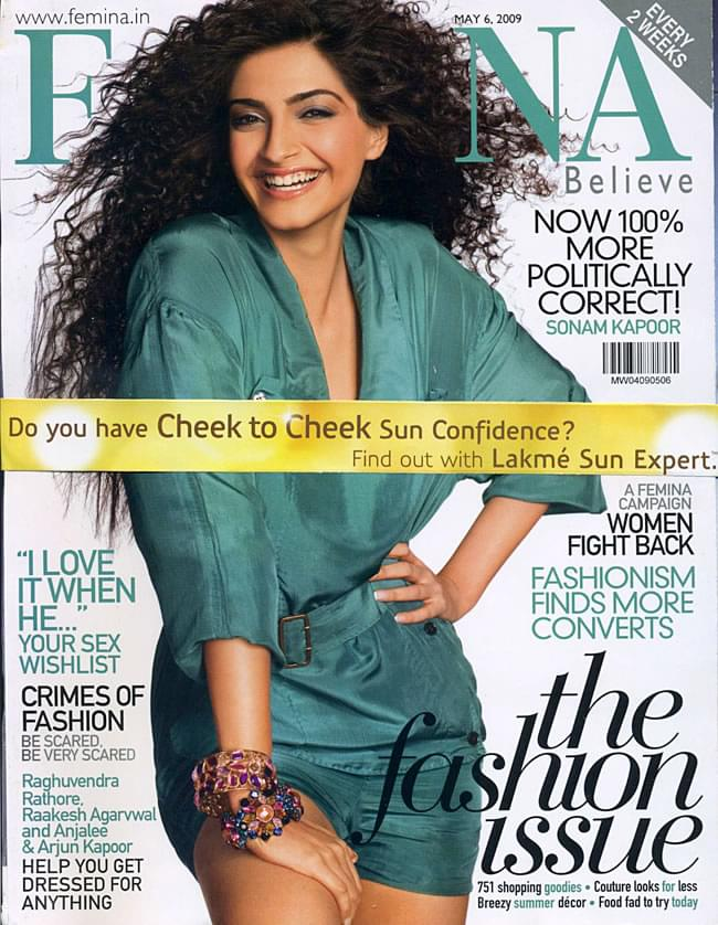Femina - 2009年05月06日号の写真1