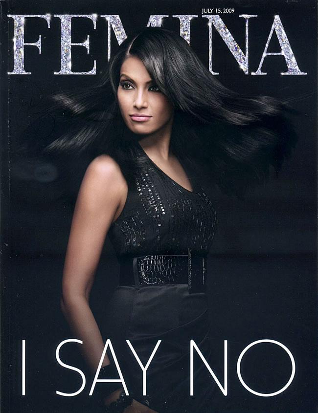 Femina - 2009年07月15日号の写真1