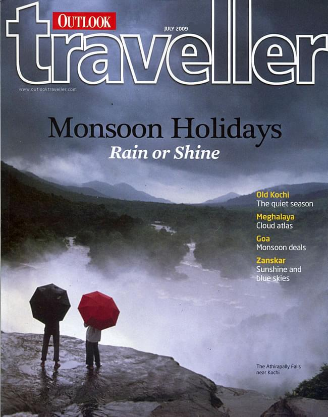Outlook Traveller - 2009年07月号 1