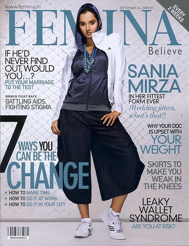 Femina - 2009年09月23日号の写真1