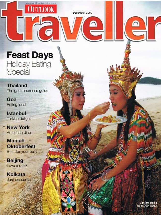 Outlook Traveller - 2009年12月号の写真
