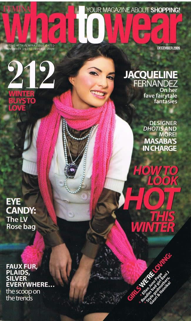 Femina - 2009年12月2日号 3 - 付録冊子の表紙です