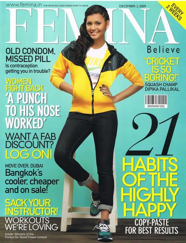 Femina - 2009年12月2日号の写真1