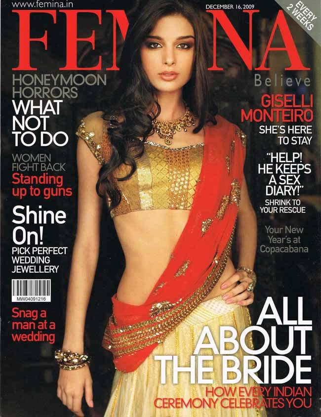 Femina - 2009年12月16日号の写真1