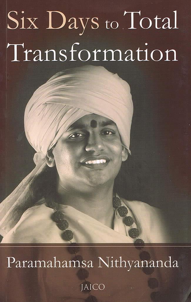 Six Day to Total Transfometion - paramahansa nithyanandaの写真