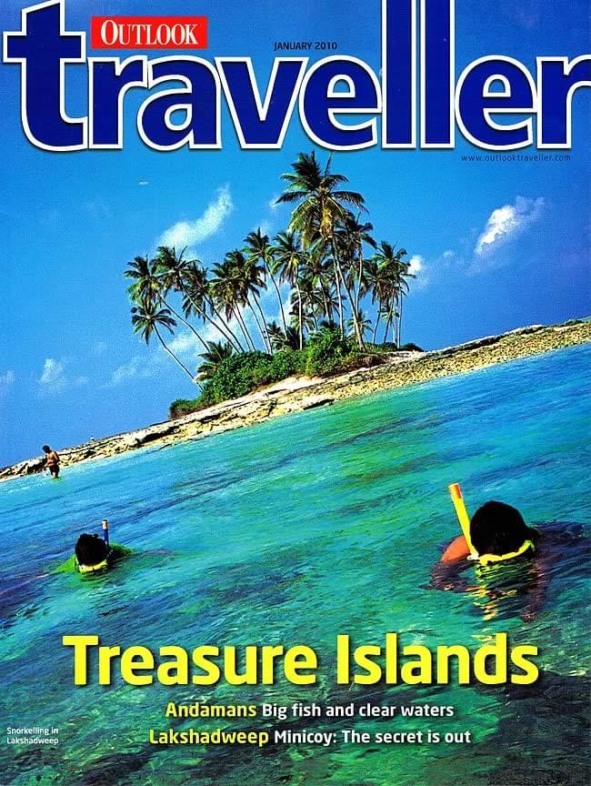 Outlook Traveller - 2010年1月号の写真