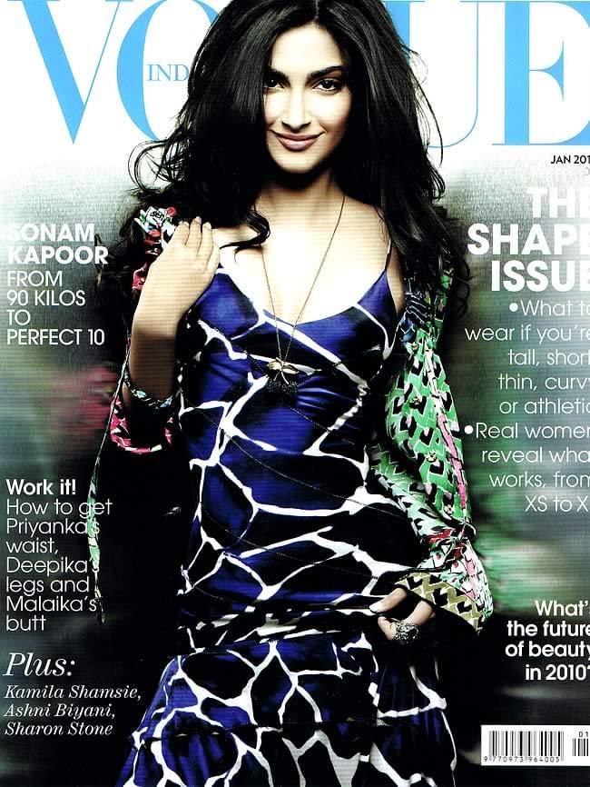 Vogue - 2010年1月号の写真