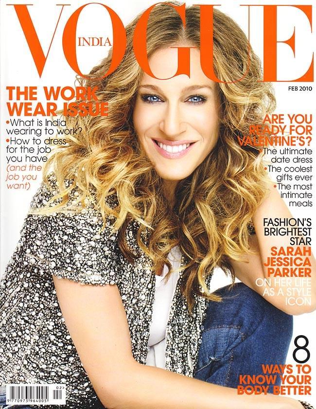 Vogue - 2010年2月号の写真