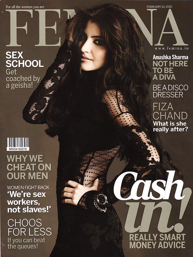 Femina - 2010年2月10日号の写真
