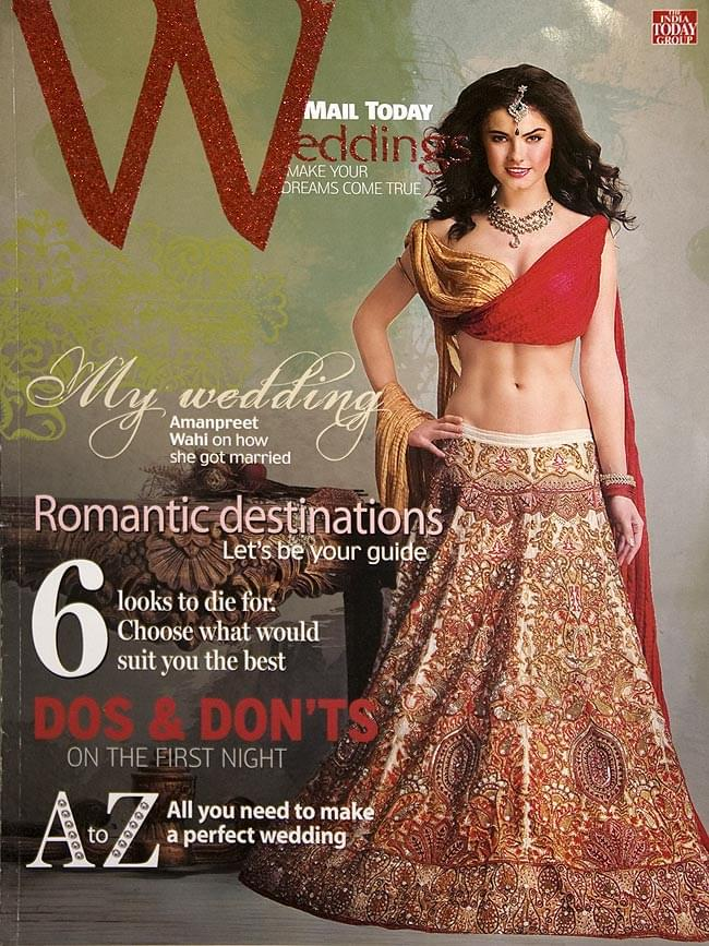Mail today Weddings 1