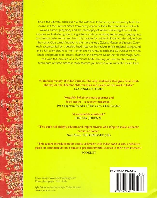 50 Great curries of India[DVD付] 2 -