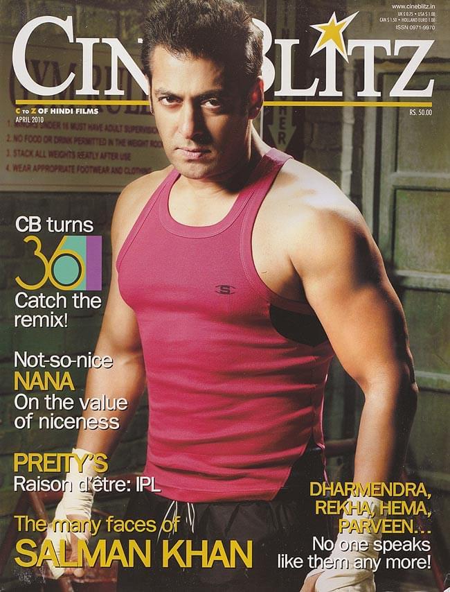 Cine Blitz - 2010年4月号の写真