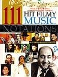 インド映画の楽譜集 - 111 Hit filmy music notationsの商品写真