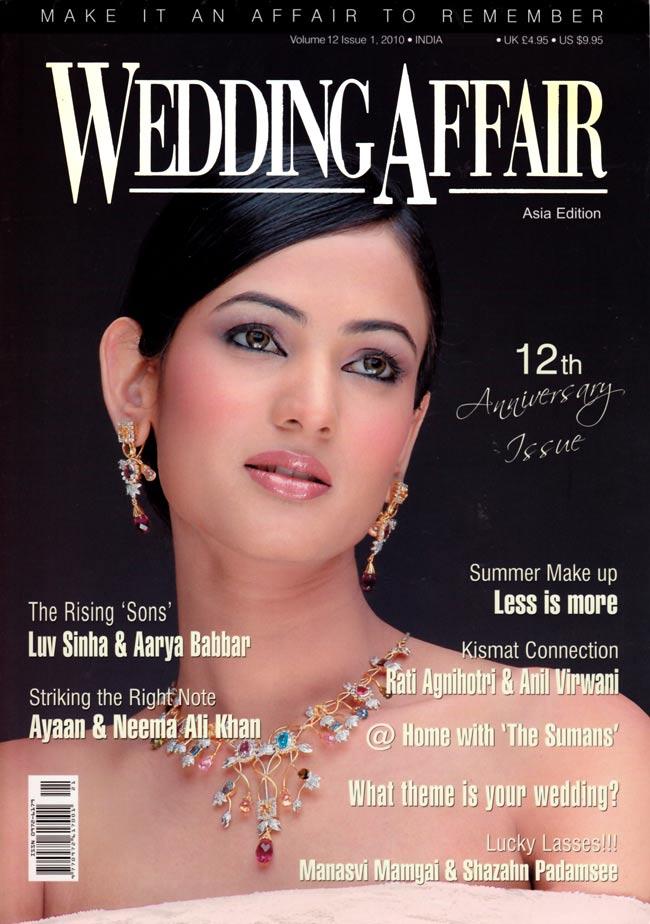 Wedding Affair Vol.12 issue1の写真