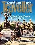 Conde Nast Traveller India創刊号 - 2010年10,11月号の商品写真