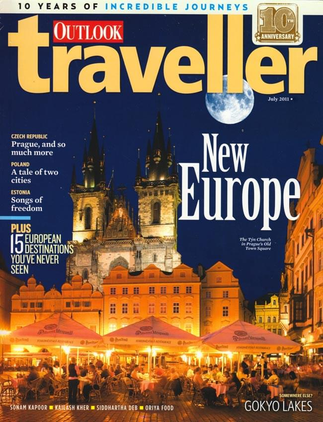 Outlook Traveller - 2011年07月号の写真