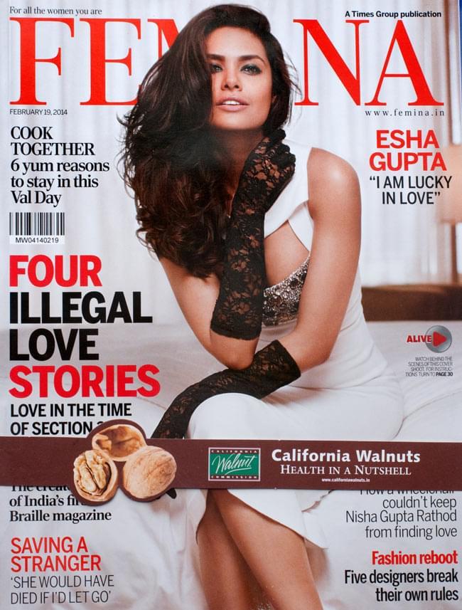 Femina - 2014年2月19日号の写真