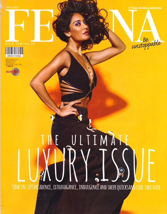 Femina - 2015年6月2日号の写真