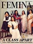 Femina - 2015年5月19日号