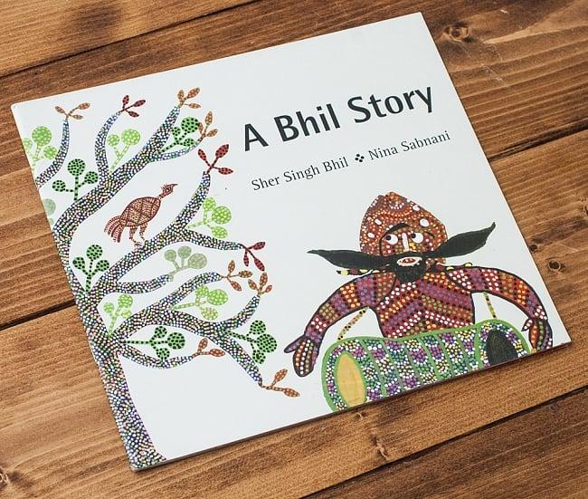 バドゥワと村の泉 / A Bhil Story 2 - 表紙