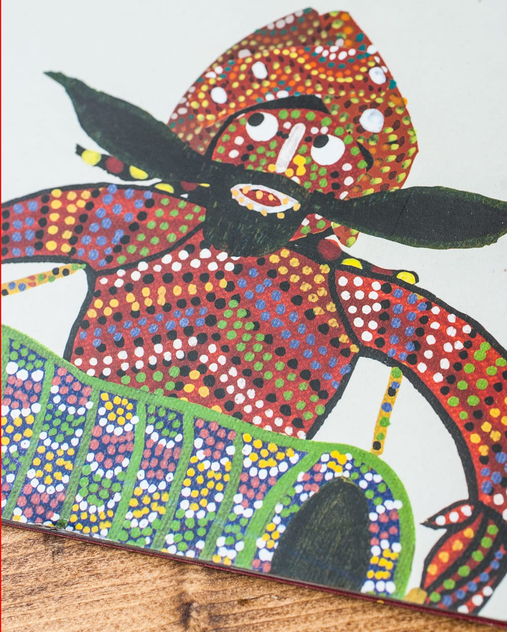 バドゥワと村の泉 / A Bhil Story 3 - 内容を一部ご紹介
