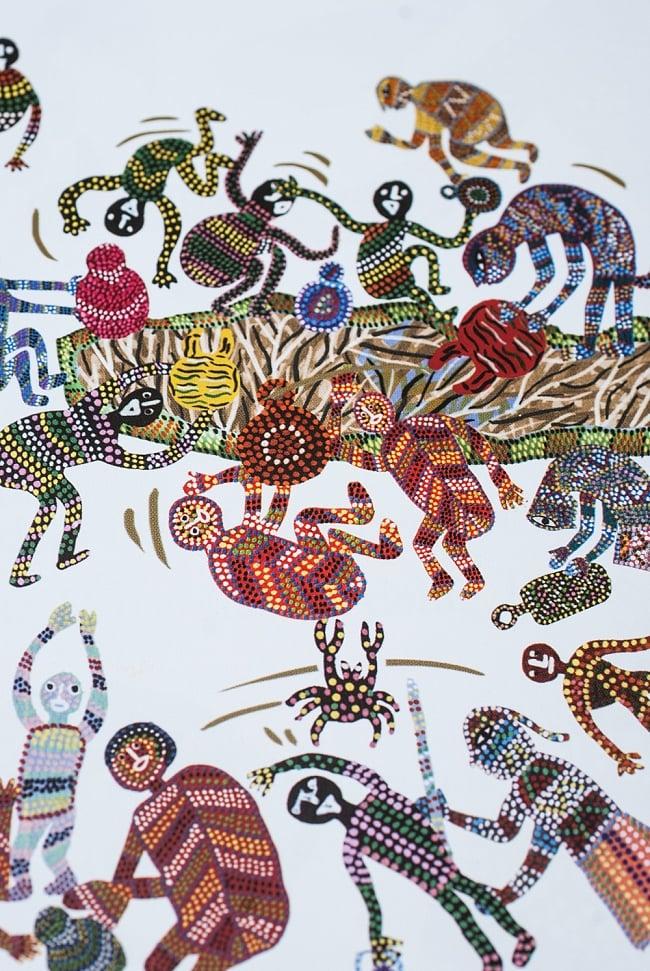 バドゥワと村の泉 / A Bhil Story 6 - 内容を一部ご紹介