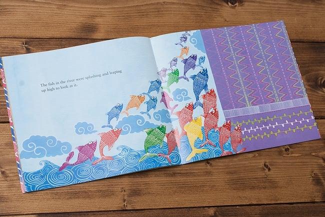 ヤマアラシとはた織り / Hambreelmais Loomの写真8 - 内容を一部ご紹介