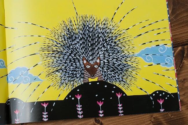 ヤマアラシとはた織り / Hambreelmais Loomの写真9 - 内容を一部ご紹介