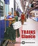 Trains at a glance - インド鉄道時刻表(2004〜05版) 【[本]インド旅行】