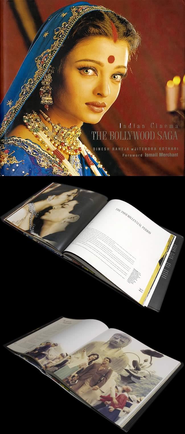Indian Cinema The Bollywood Sagaの写真1