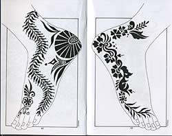 Khoobsurat Arabic Heena Designs 2 -