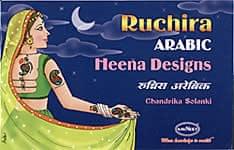 Ruchira Arabic Heena Designs