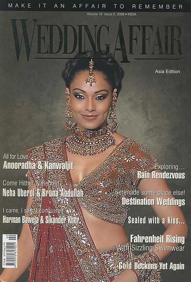 Wedding Affair - Vol.10 issue2の写真1