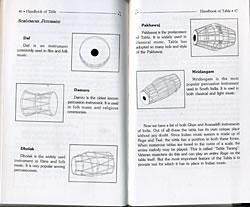 Handbook of Tabla -
