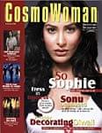 Cosmo Woman - 2008年10月号の商品写真