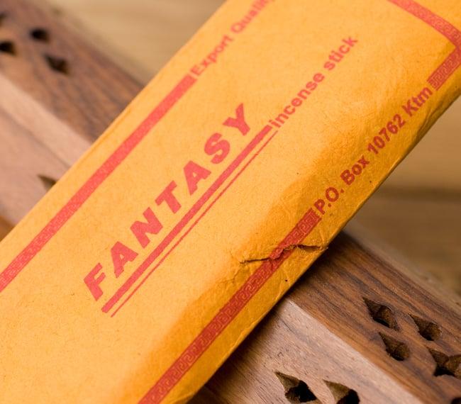 Fantasy -ファンタジーの写真2 - 商品名の部分を拡大しました