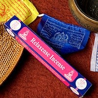 Relaxence リラクセンス チベット香 仏教伝統のレシピに基づいた25種のハーブとスパイスを配合