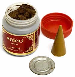 Saico incense powderの写真1