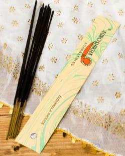 シトロネラ(CITRONELLA)の香り - オウロシカ香(IND-INS-233)