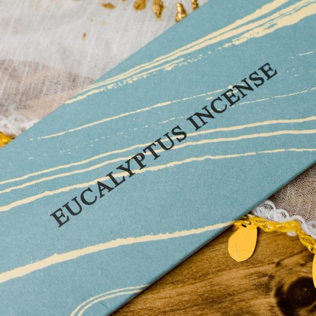 ユーカリ(EUCALYPTUS)の香り - オウロシカ香の写真2 - 香りの名前はここに記されています。